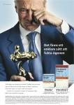 Novartis Oculac Viscotears 2008 annons Gokart