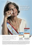 Novartis Oculac Viscotears 2008 annons Miss Beauty