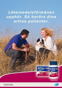 Pfizer Artrox 2010 Doktors DM